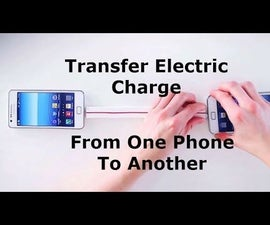 Transfer Charge From One Phone To Another