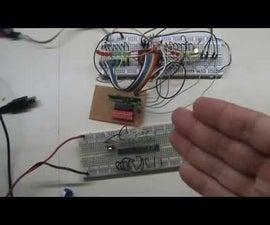 Control Remoto 418 Mhz Con Demultiplexor 74ls154