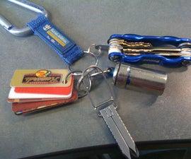 Folding Key Chain