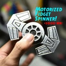 DIY Motorized Fidget Spinner!