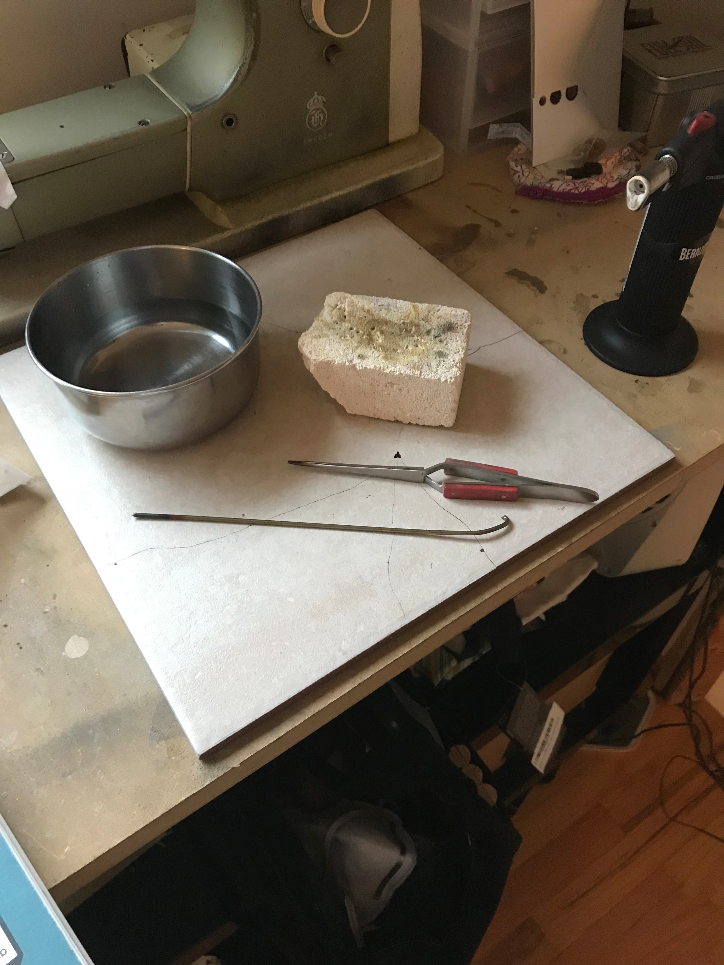 Picture of Prepping Your Soldering Station