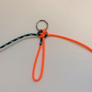 Paracord Keychain, 2