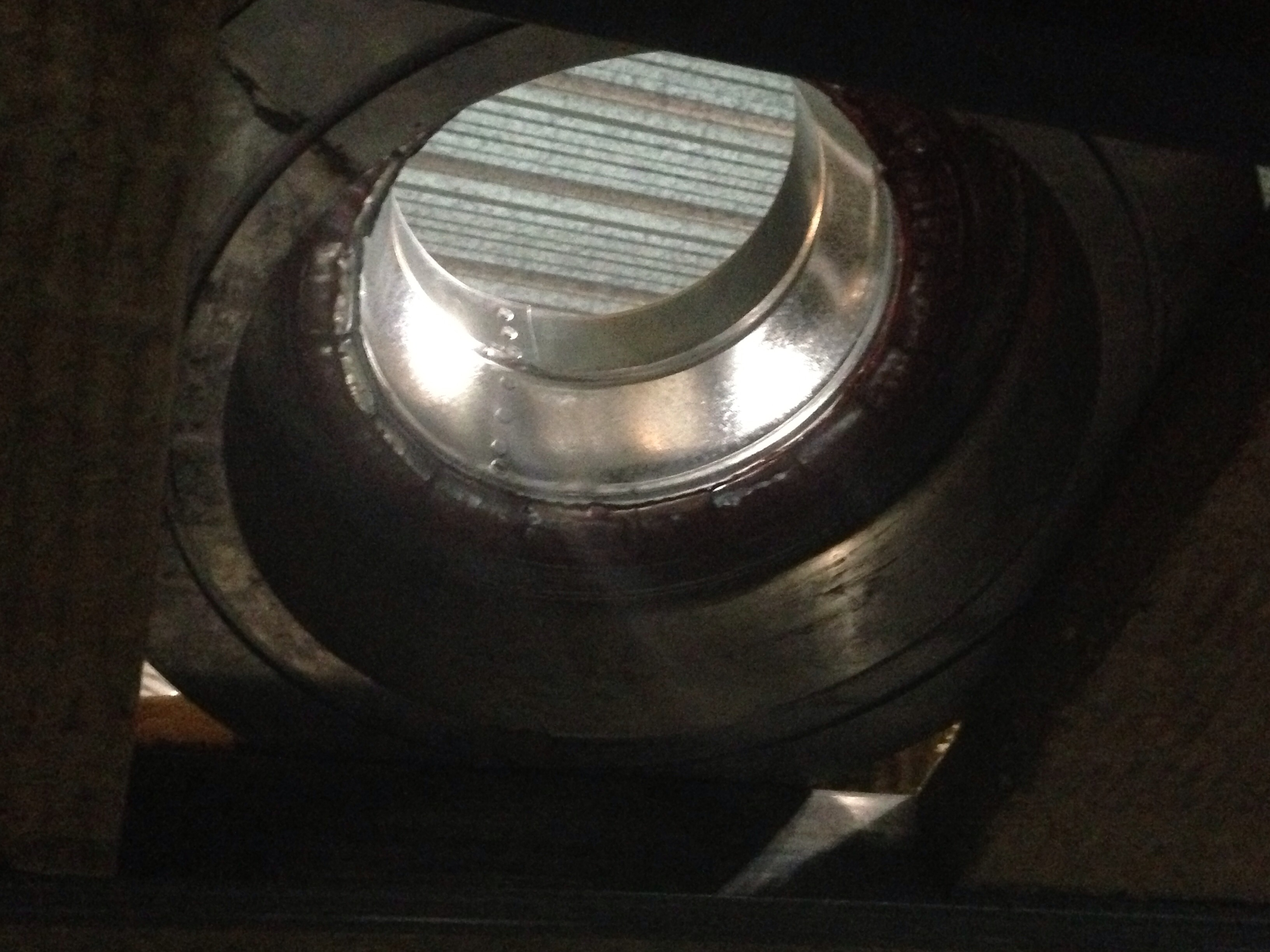 Picture of Exhaust for Excess Heat