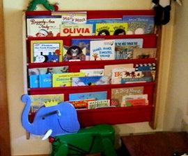 """Canvas """"Pocket Book"""" Shelf"""