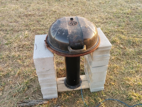 How to Build a Woodgas Grill and Never Buy Charcoal Again