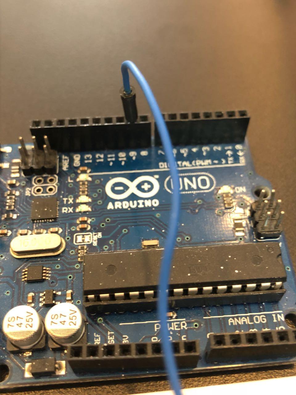 Picture of Conectando O LED