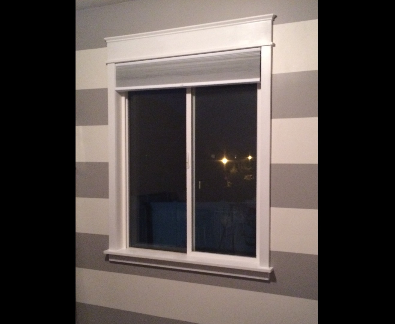Picture of Window Trimming the Easy Way