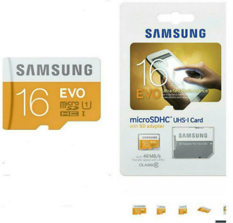 Picture of Purchase a Good Quality Micro SD Card