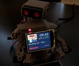R.O.B. Phone Notification Assistant