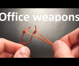 3 Office Weapons