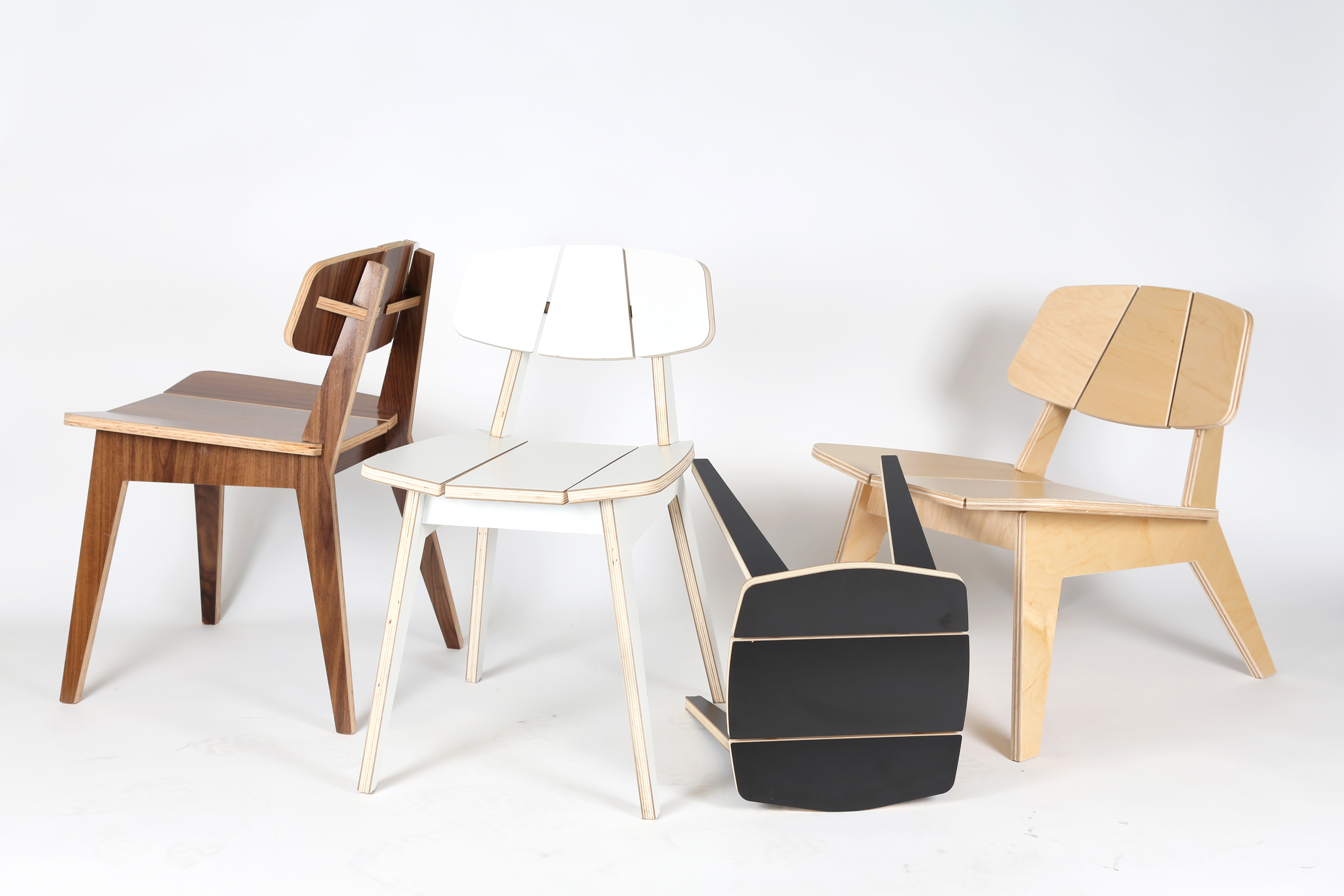 Picture of P9C - Chair Made With CNC Router