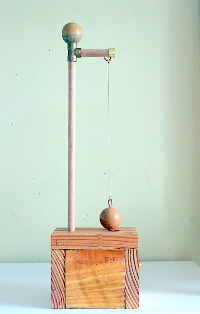 The Magbot Pendulum