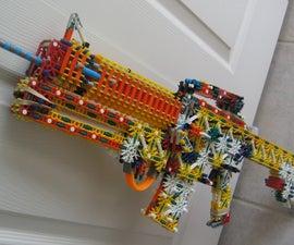 Knex M4A1 3.5 SOPMOD *UPDATE*