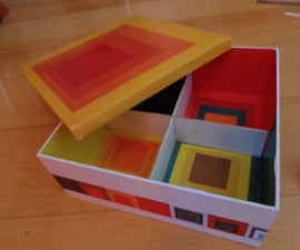 Homage to Square Box