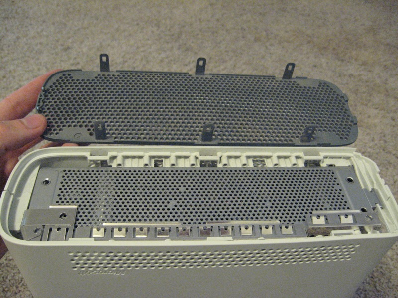 Picture of Heating Grills/Faceplate