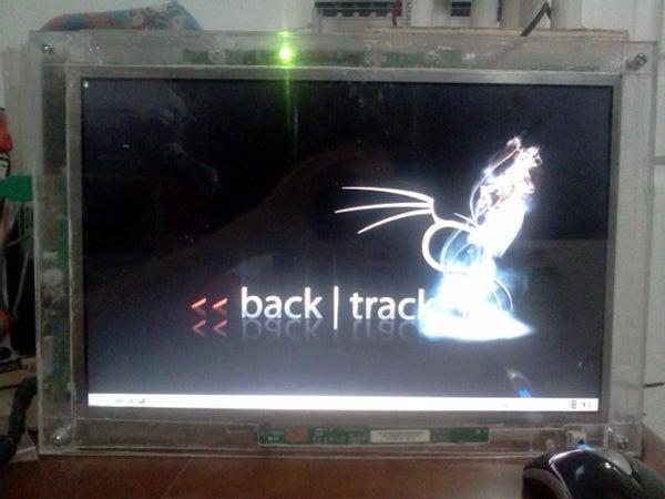 Laptop to Desktop Conversion