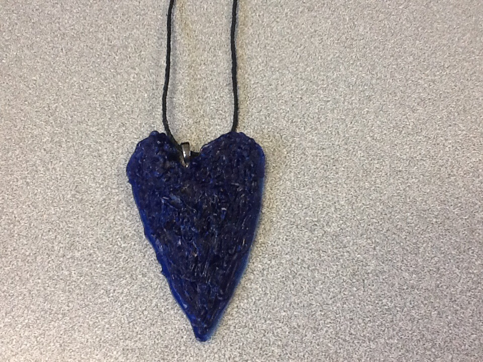 Picture of Heart Neckace