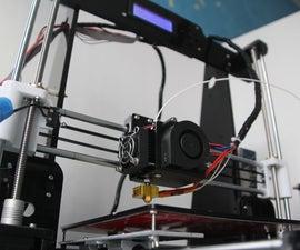 Building a Cheap 3d Printer