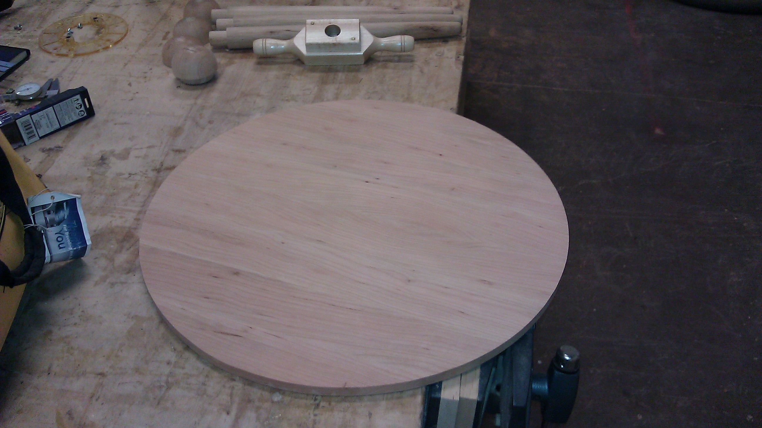 Picture of Final Shaping