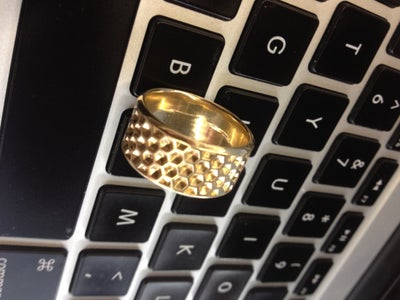 Why You Should 3D Print Your Wedding Ring