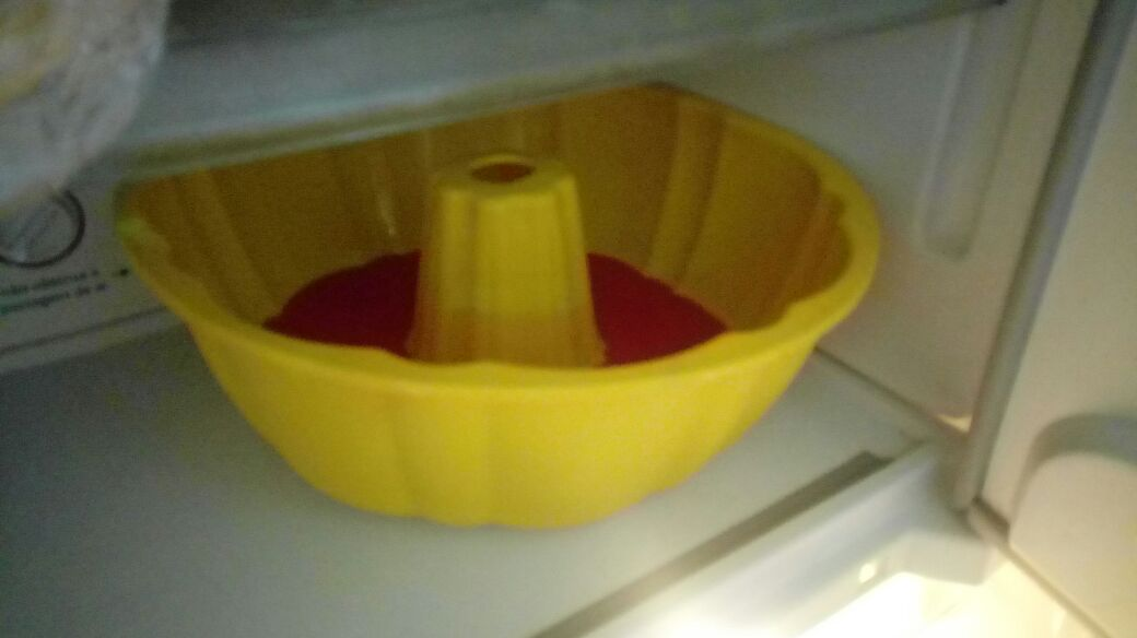Picture of Red Jelly!