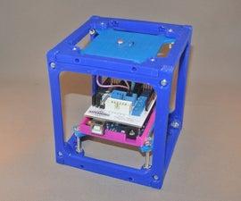 HyperDuino-based CubeSat