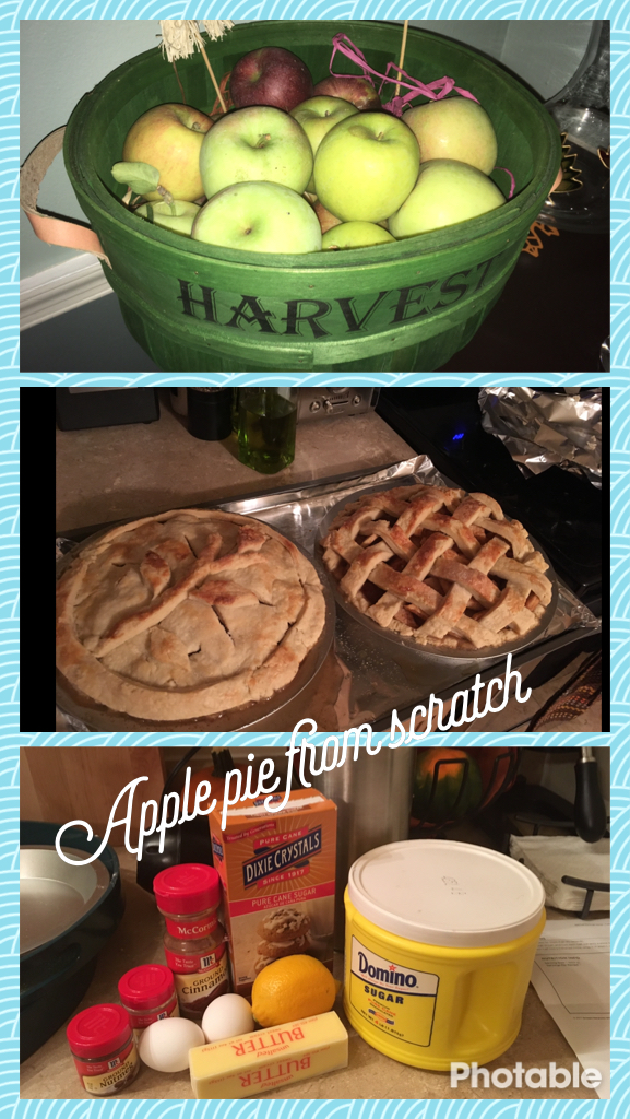 Picture of Home Made Apple Pie