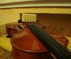 Violin Mute