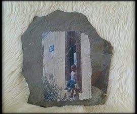 Photographs on Stone