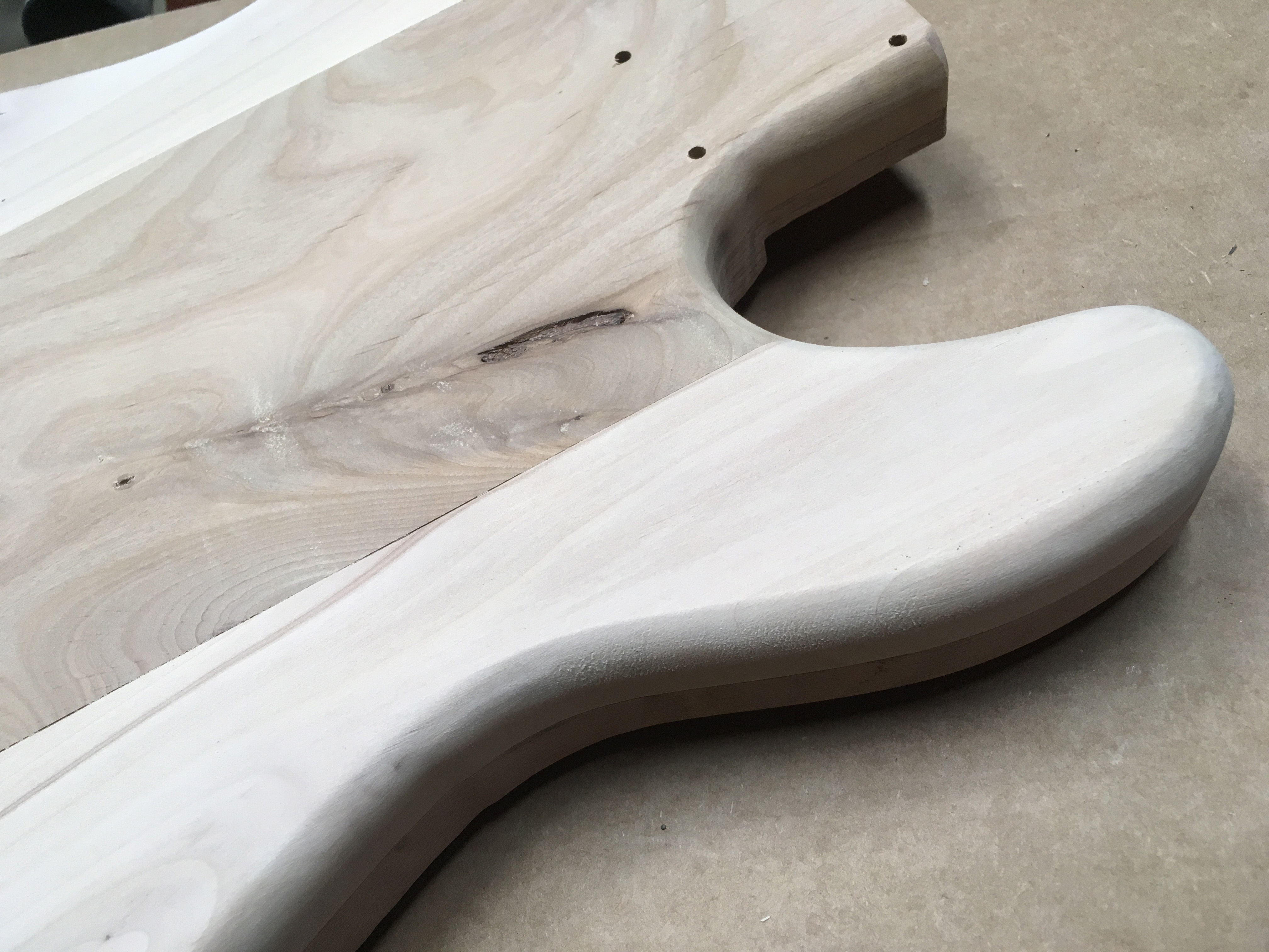 Picture of Edge Shaping