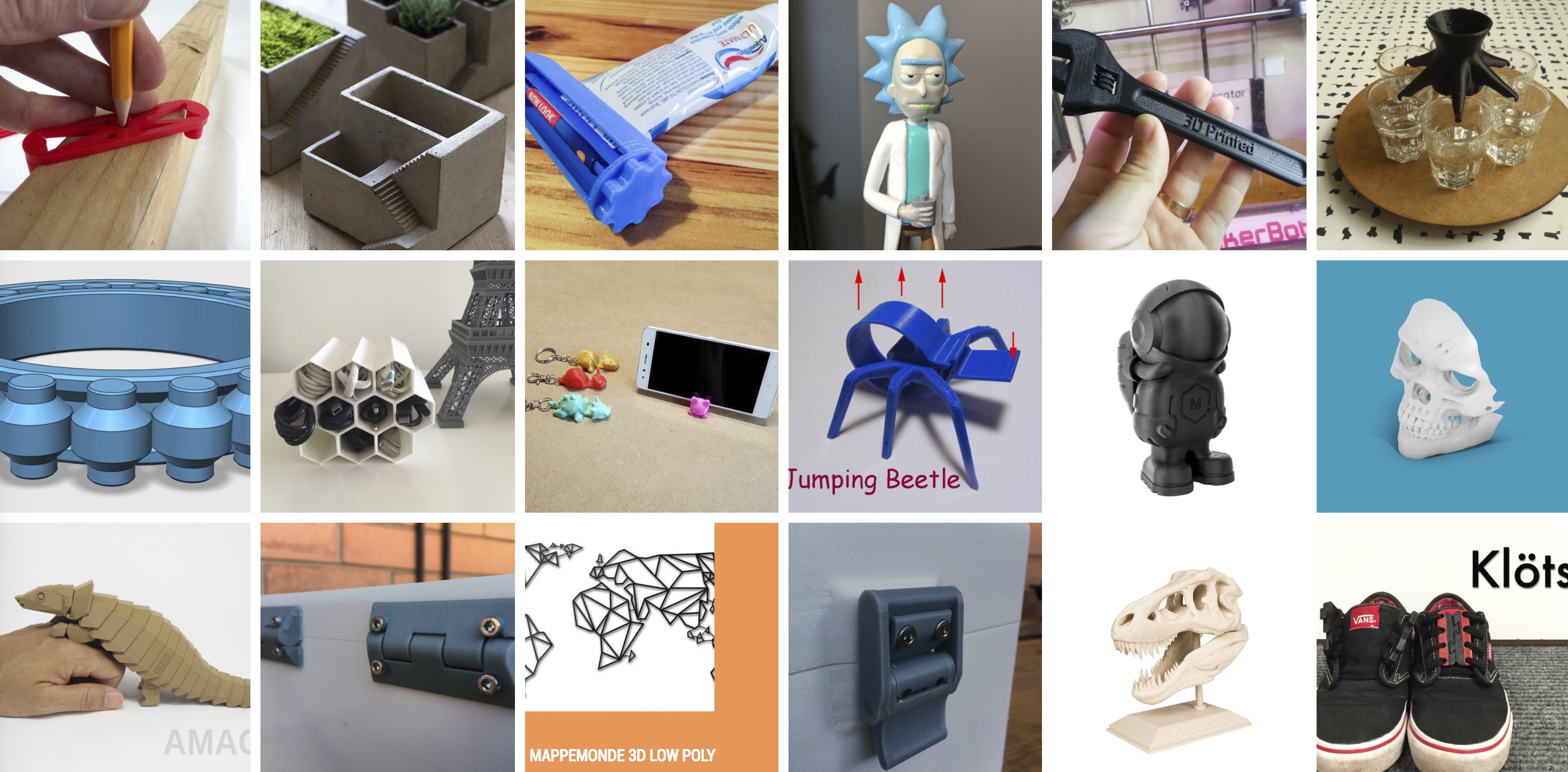 Picture of STEP 5: What's Next? Your Life in 3D!