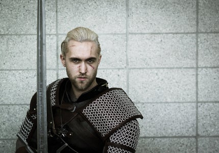 Witcher Cosplay - Geralt of Rivia