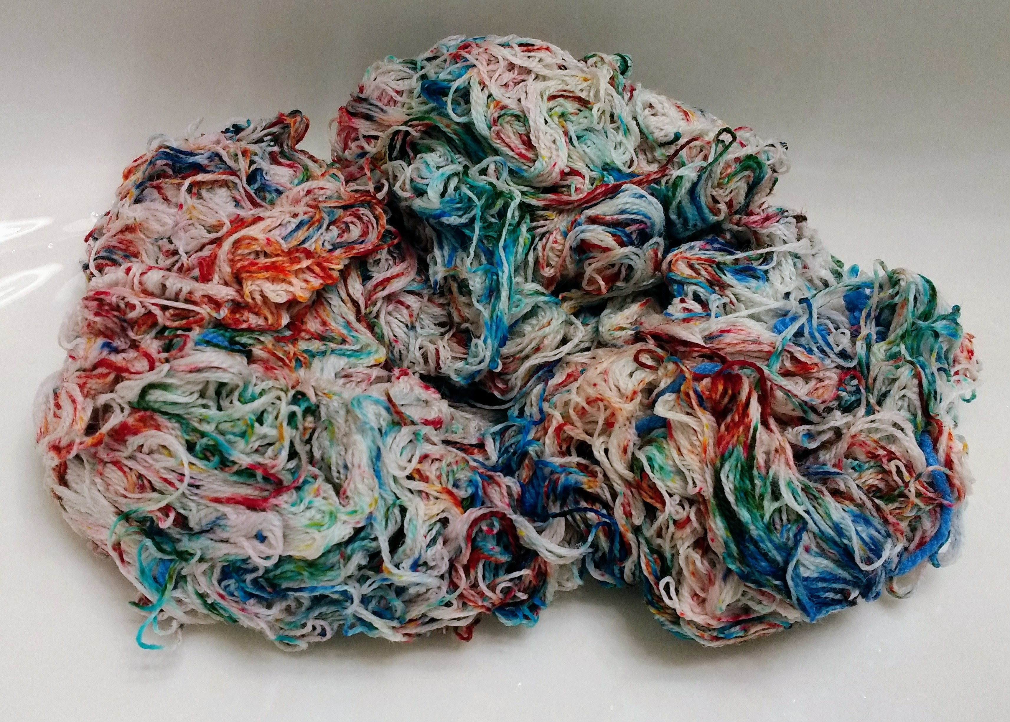 Picture of Rinse Yarn