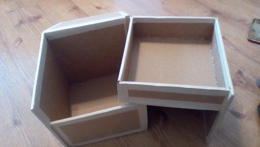 Multi-layer Cardboard Box