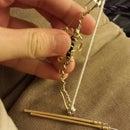 DIY Mini Steampunk Bow