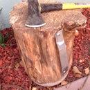 Easy Chopping Block Handle