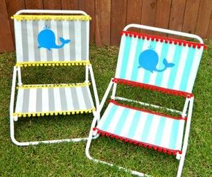Fun Summer Beach Chairs