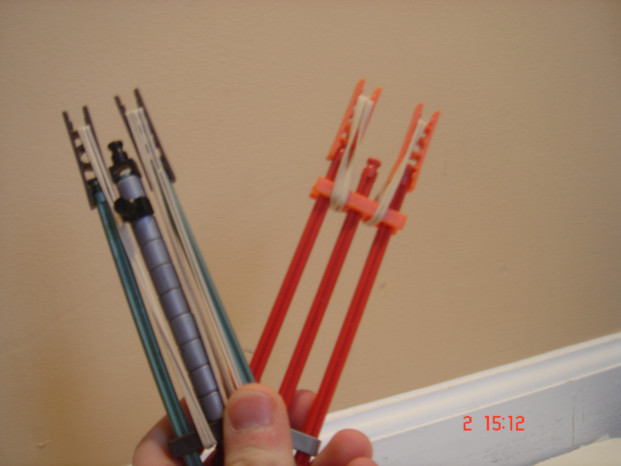 Picture of Project X4 XPLODER Mini K'nex Hand Grenade
