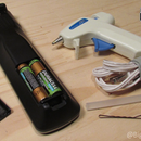 Remote Control Battery Cover Fix