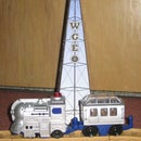 GeoTrax Radio Tower Model