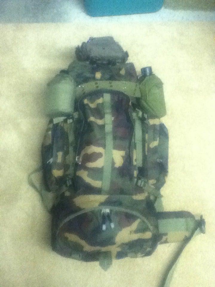 Bug Out Bag- B.O.B.