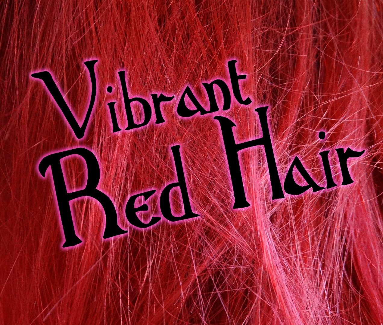 Picture of Maintaining Vibrant Red Hair