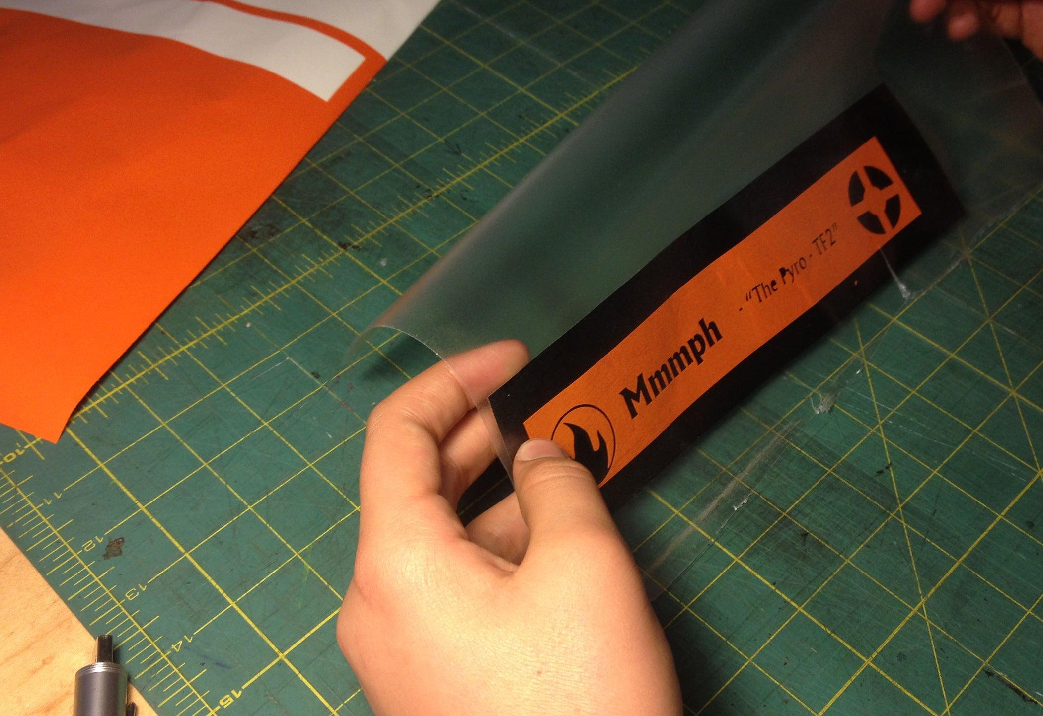 How to make custom stickers cnc vinyl cutter