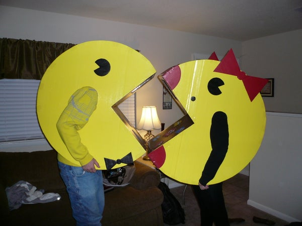 Mr. and Mrs. PacMan