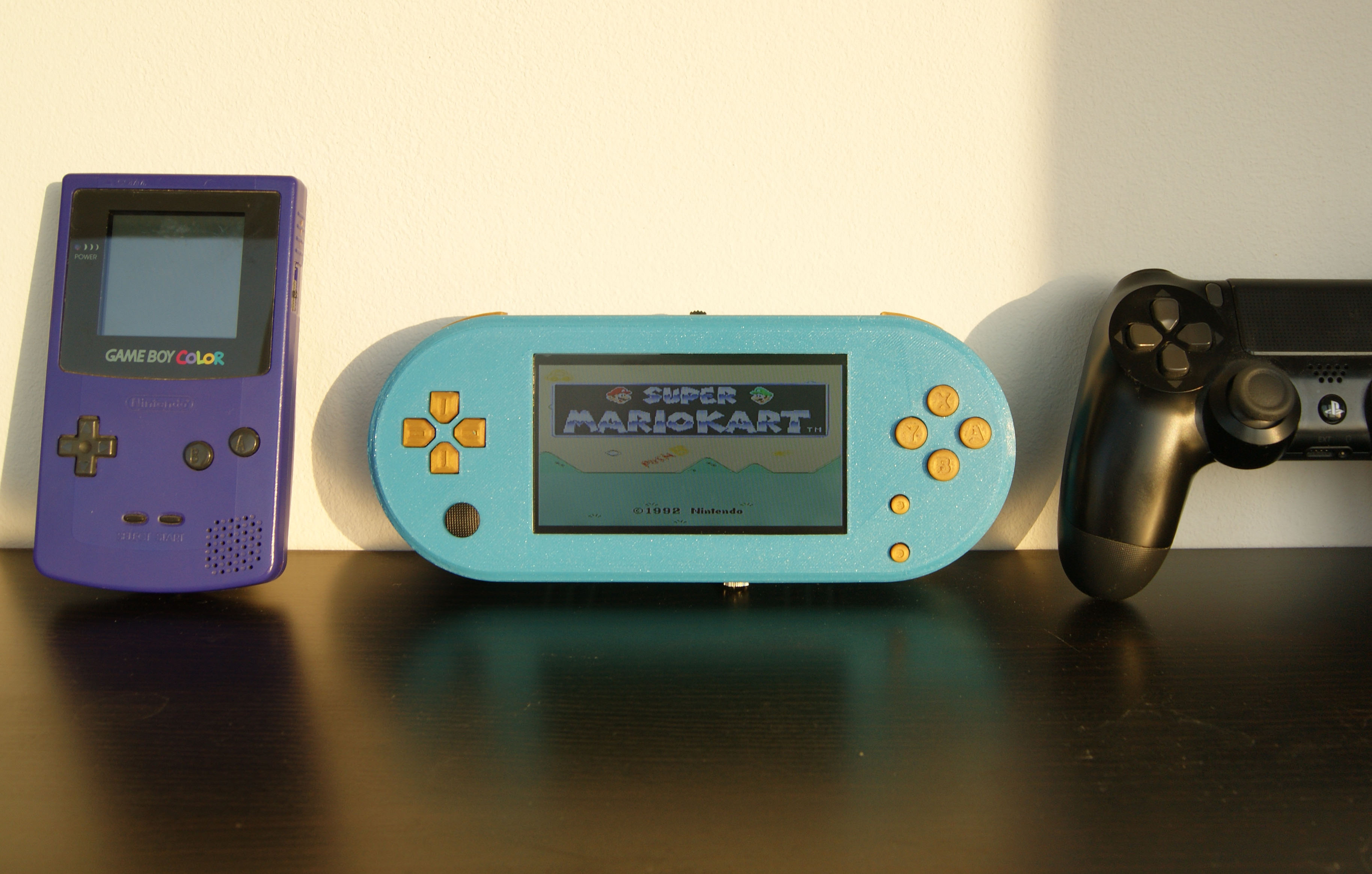 Picture of GamePi Zero - the Favorable Emulation Station