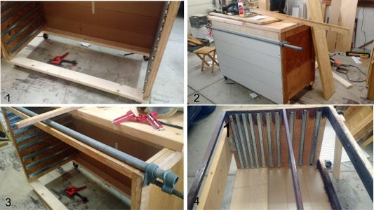 Assembling the Chest (cabinet)