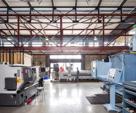 Pier 9 Machine Catalog