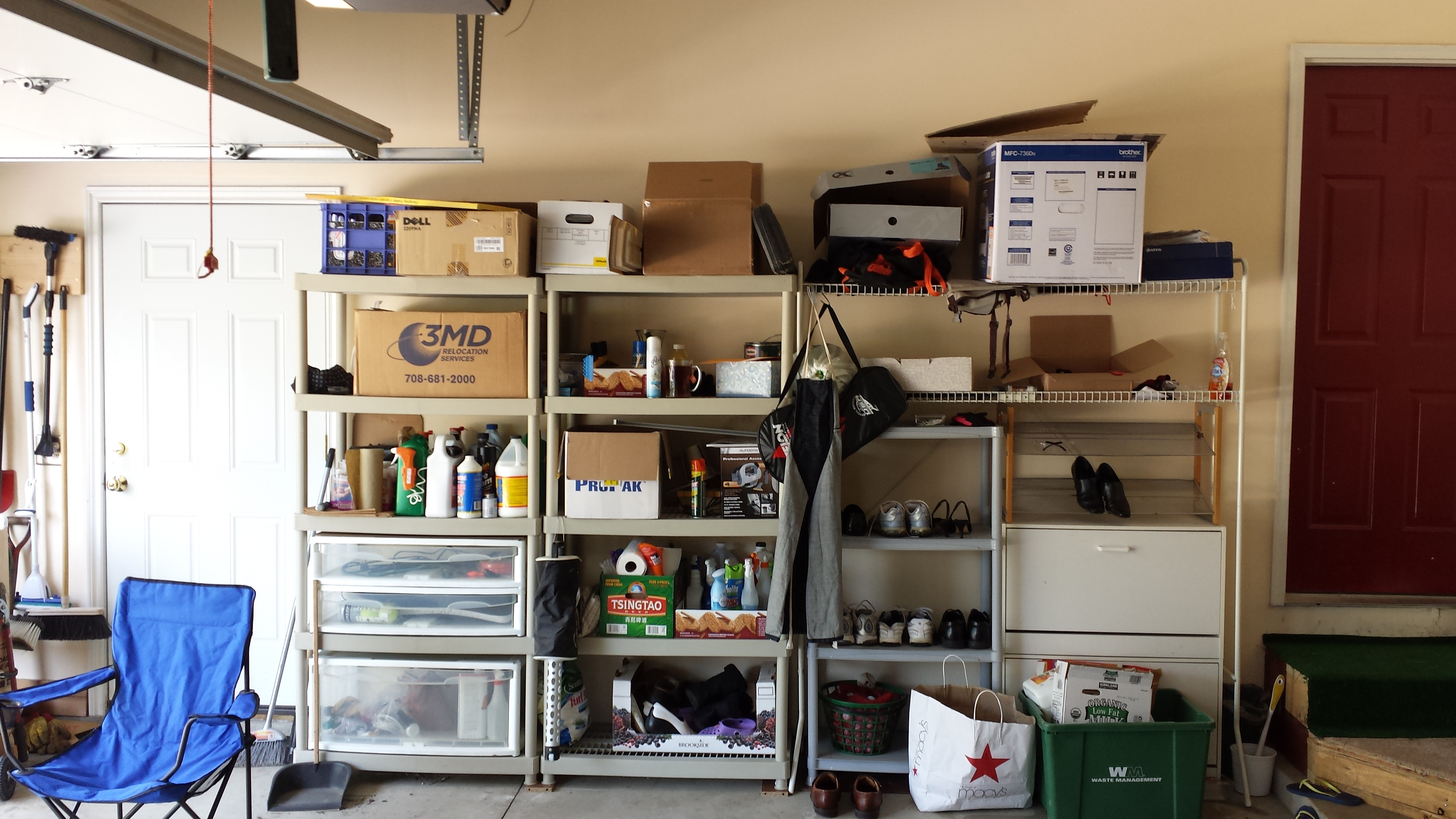 Picture of Making Garage Storage Cabinets (I)