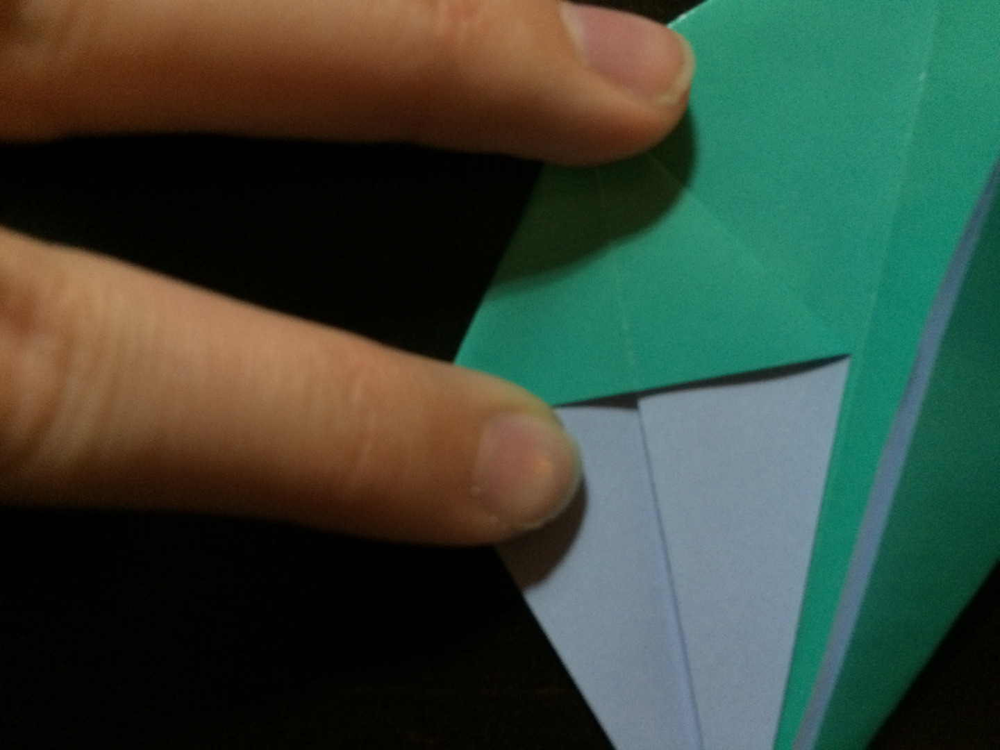 Picture of Fold Six: Similar to Fold Three