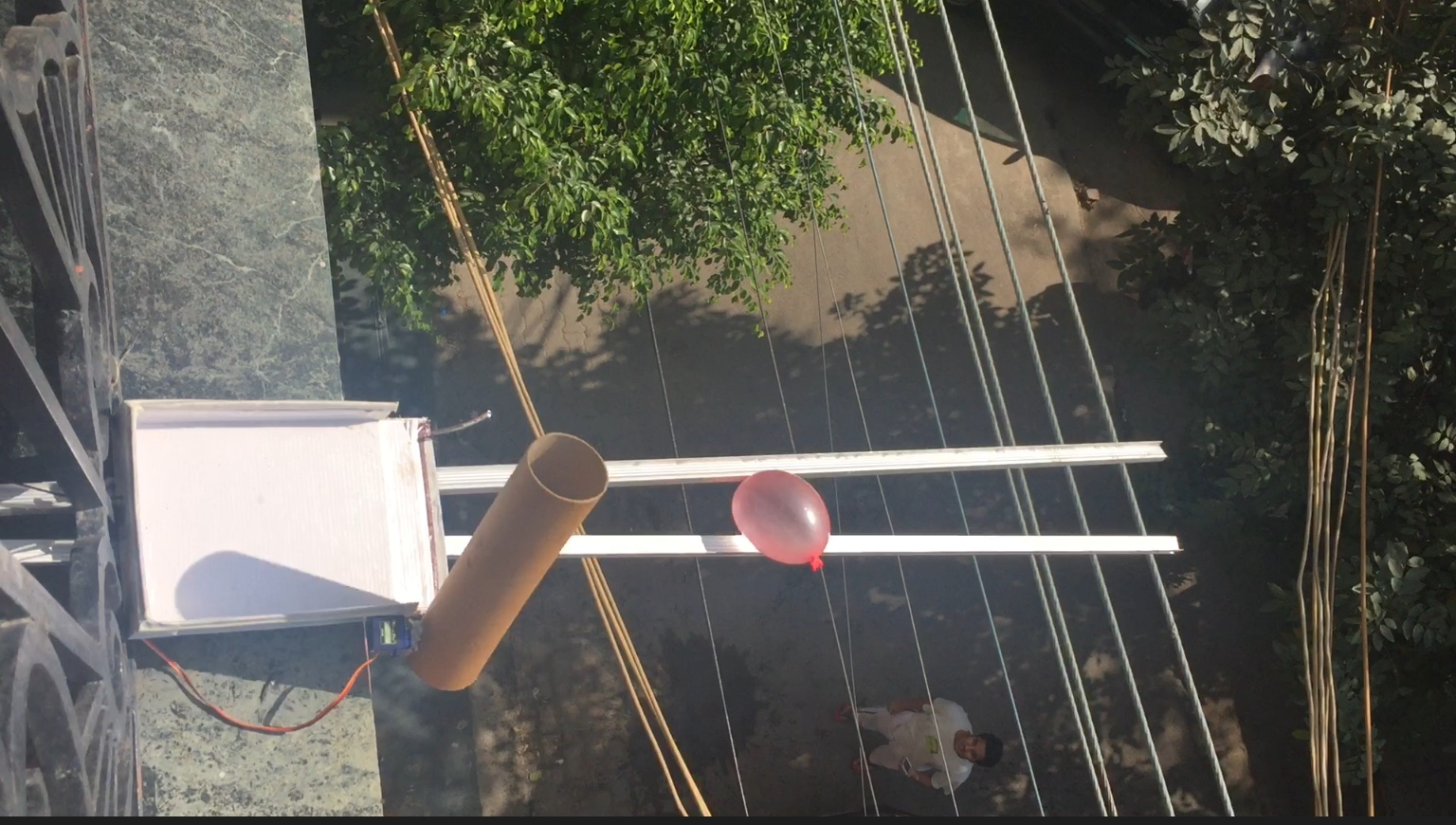 Picture of IOT Waterballoon Launcher